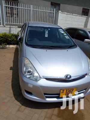 Toyota Wish 2007 Silver