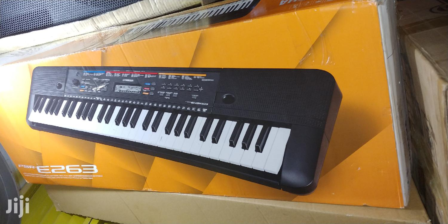 Yamaha Keyboard. Psr. E263 | Musical Instruments & Gear for sale in Kampala, Central Region, Uganda