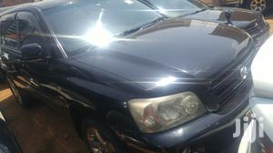 Toyota Kluger 2002 Black   Cars for sale in Central Region, Kampala