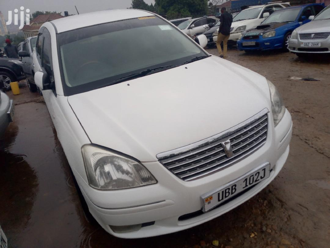 New Toyota Premio 2004 White   Cars for sale in Kampala, Central Region, Uganda