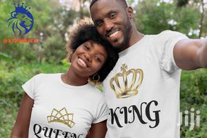 His King Her Queen T Shirts