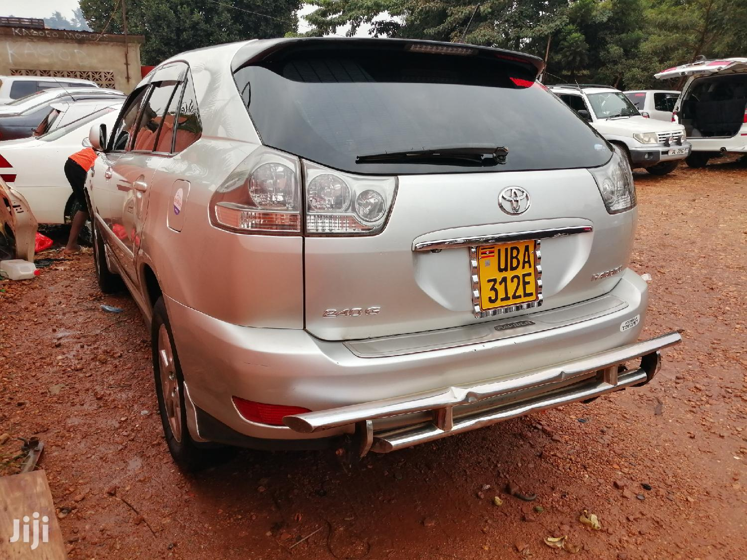 Toyota Harrier 2003 Silver | Cars for sale in Kampala, Central Region, Uganda