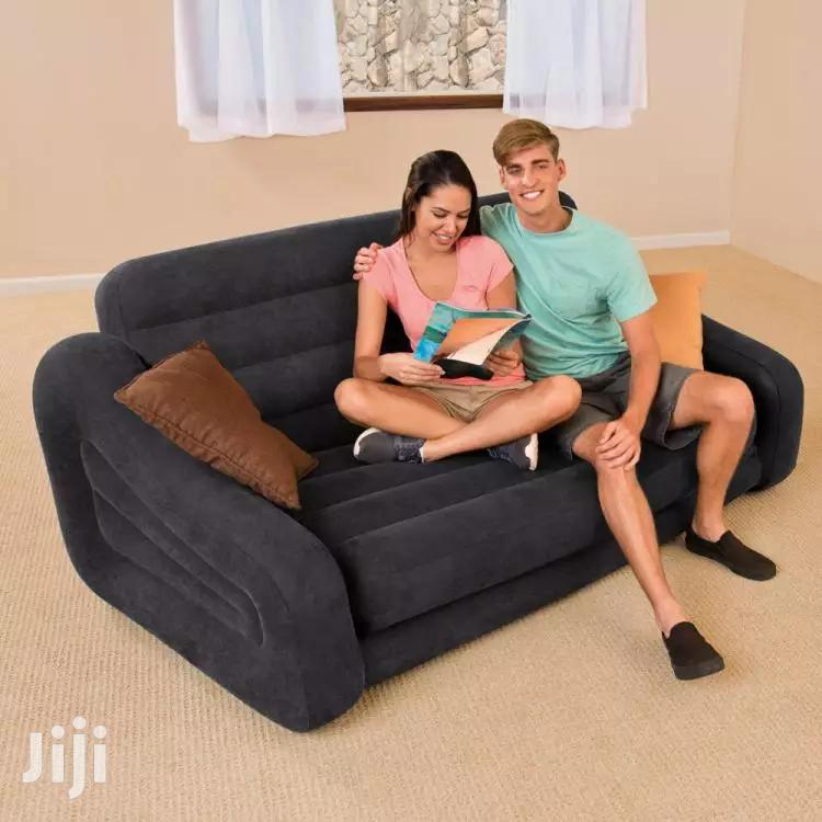 Inflatable Bed And Sofa