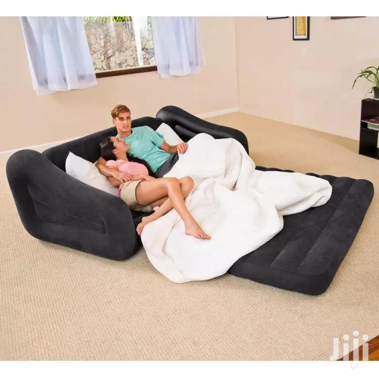 Inflatable Bed And Sofa | Furniture for sale in Kampala, Central Region, Uganda
