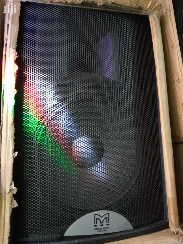 Martin Audio Top Speaker Size 15 | Audio & Music Equipment for sale in Kampala, Central Region, Uganda