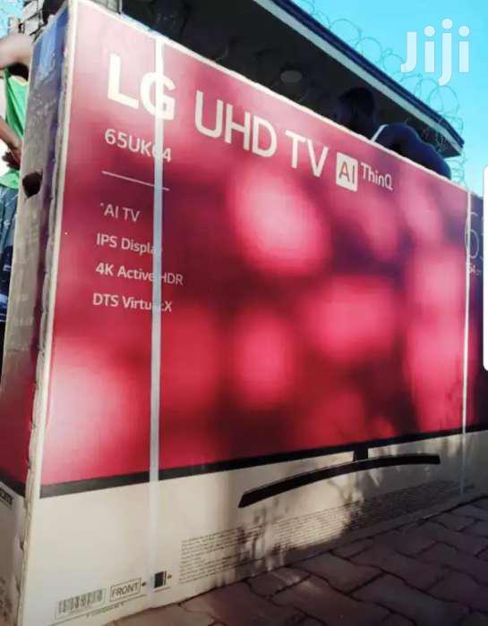 New LG Smart UHD 4k TV 65inches