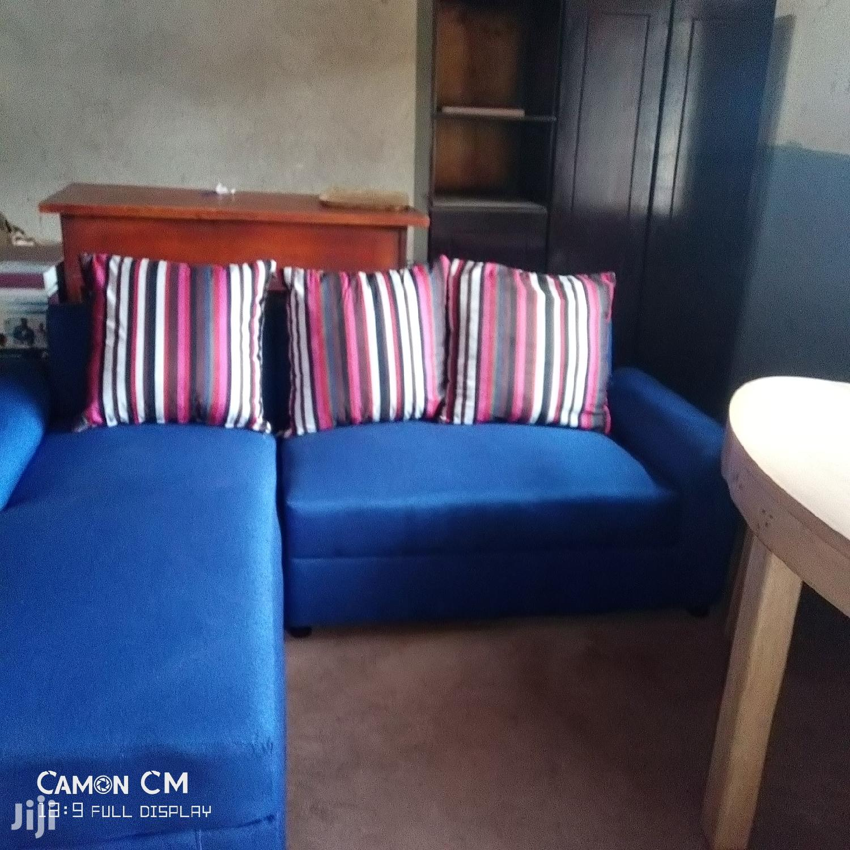 5 Seaters L Shaped Sofa