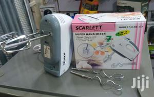 Scarlett Powerful Hand Mixer
