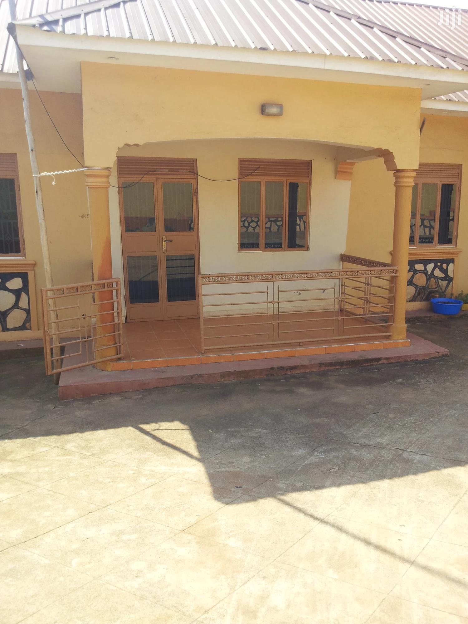 2 Bedroom House For Rent At Mpererwe
