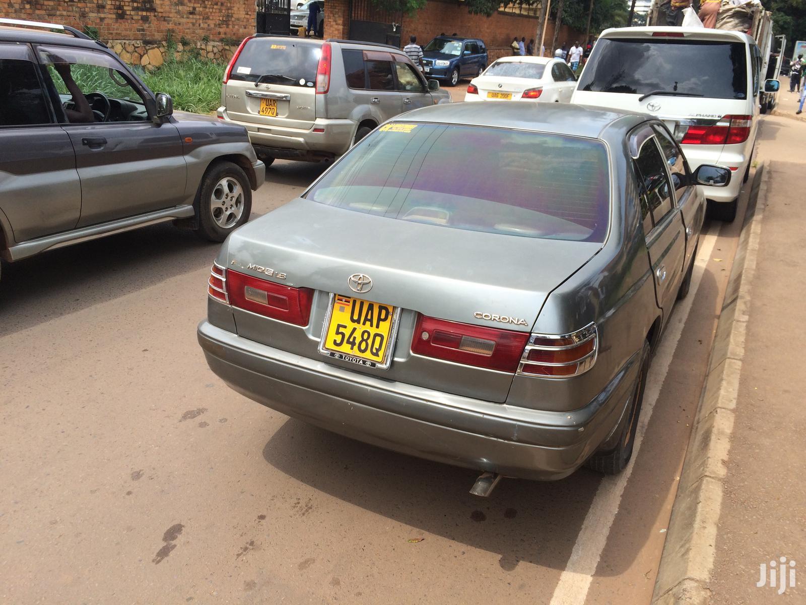 Toyota Premio 1998 Gray | Cars for sale in Kampala, Central Region, Uganda
