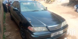 Toyota Mark II 2000 2.0 Black