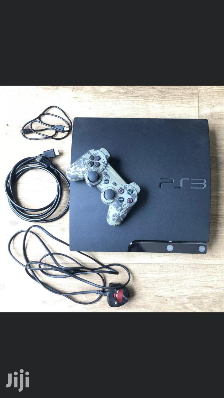 Ps3 Game Consoles With Accessories