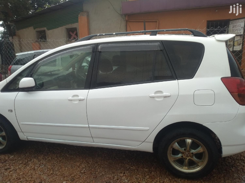 Toyota Spacio 2001 White | Cars for sale in Kampala, Central Region, Uganda