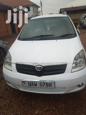 Toyota Spacio 2001 White | Cars for sale in Central Region, Kampala