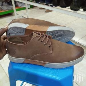Classy Leather Timberland Boots | Shoes for sale in Central Region, Kampala
