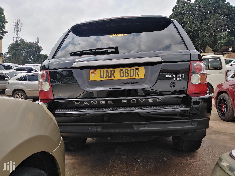 Land Rover Range Rover Sport 2010 Black | Cars for sale in Kampala, Central Region, Uganda