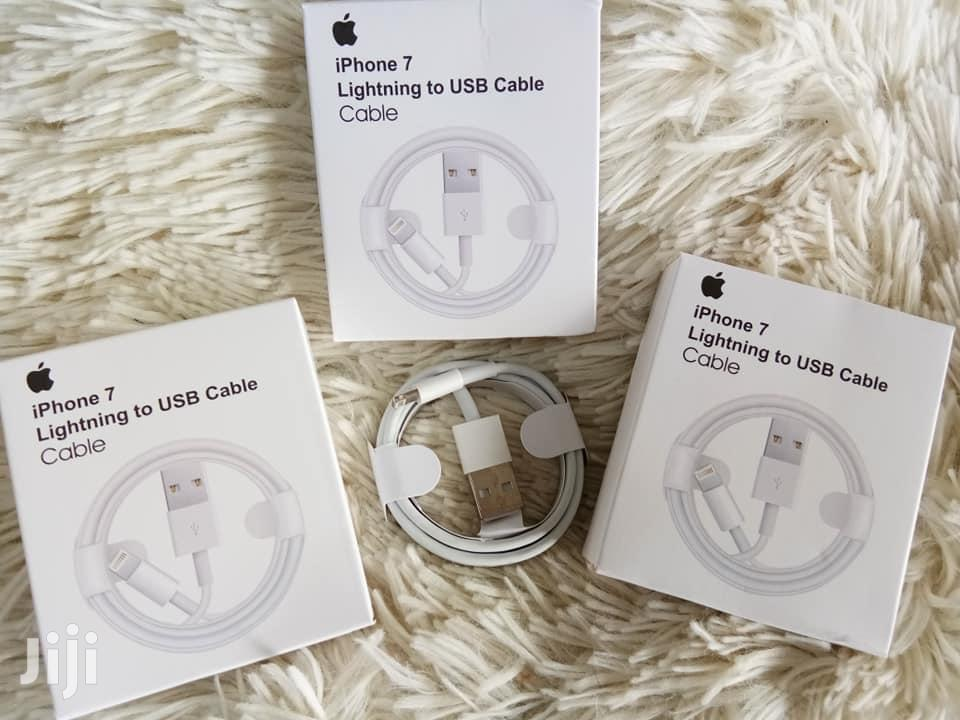 Original iPhone USB Chargers