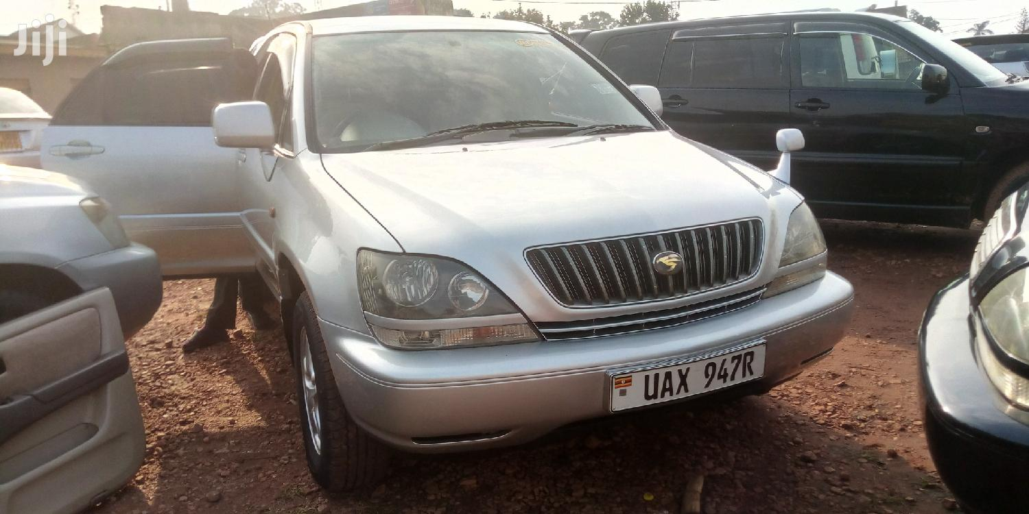 Toyota Harrier 1998 Silver | Cars for sale in Kampala, Central Region, Uganda