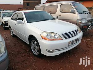 Toyota Mark II 2004 White