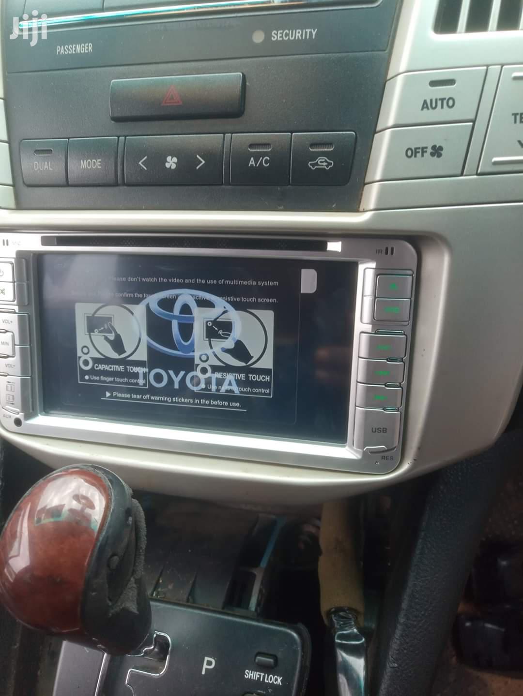 Car Radio for Harrier Kawundu