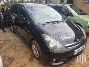 Toyota Wish 2004 Black