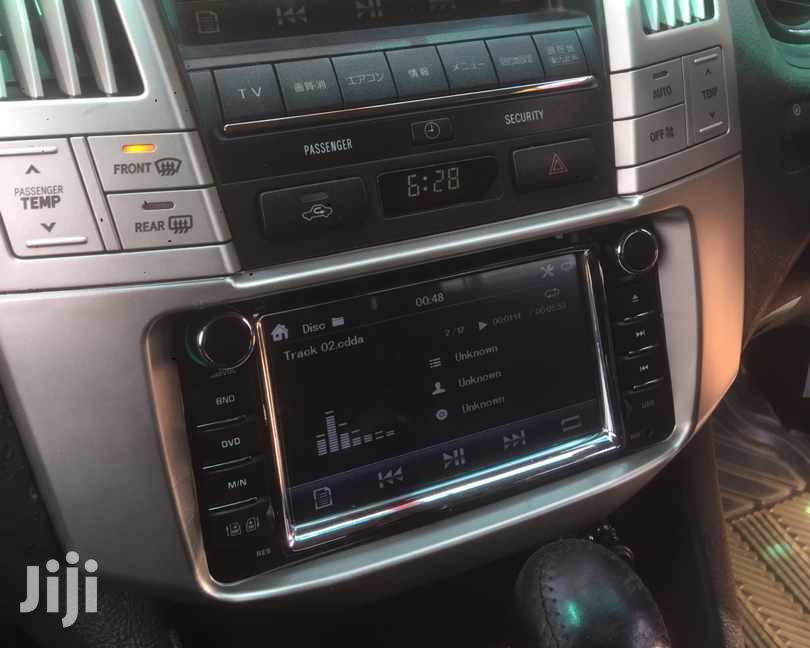 Harrier Kawundu Car Radio
