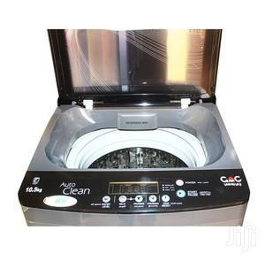 ADH 10kg Automatic Washing Machine - Grey