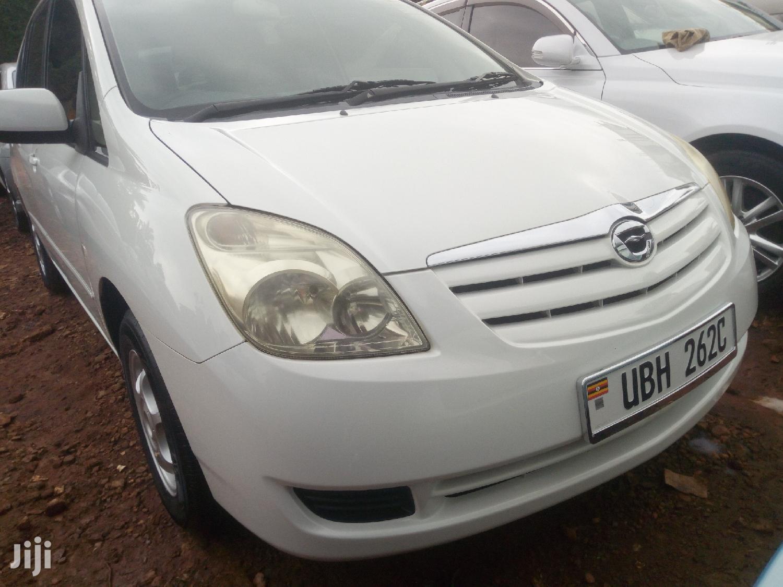 Archive: Toyota Spacio 2006 White
