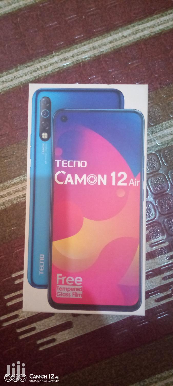 Archive: Tecno Camon 12 Air 32 GB