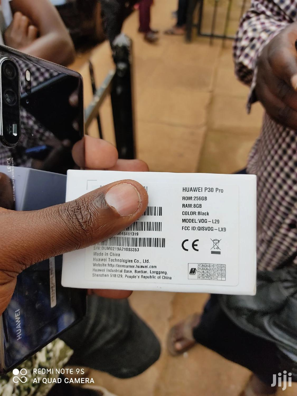 New Huawei P30 Pro 256 GB Gray | Mobile Phones for sale in Kampala, Central Region, Uganda