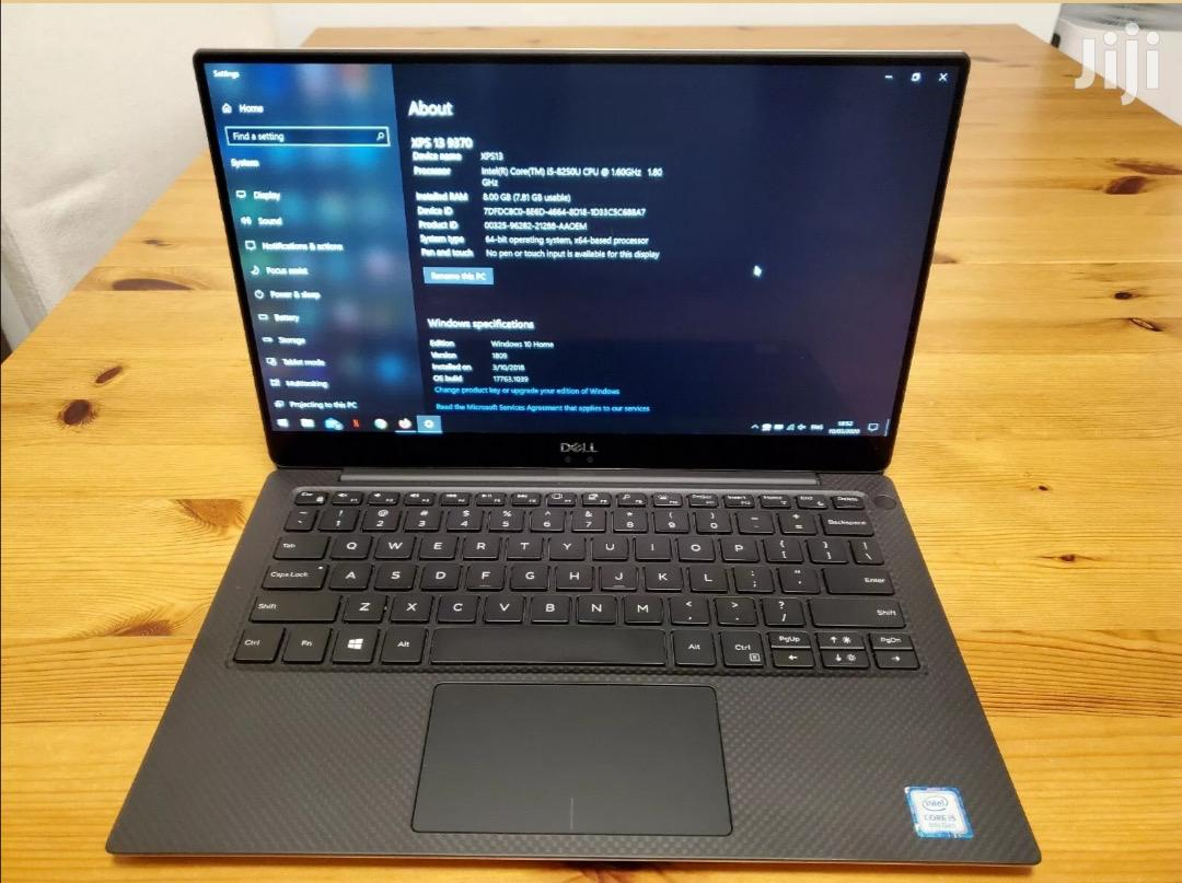 Archive: New Laptop Dell XPS 13 8GB Intel Core i5 SSD 256GB