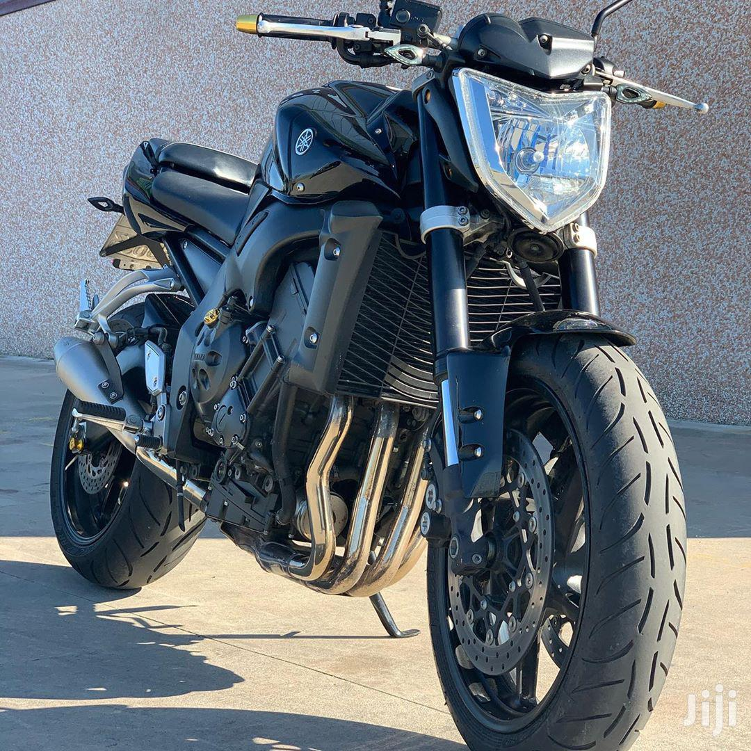 Archive: Yamaha FZ 2015 Black