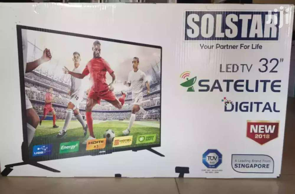 Brand New Solstar Digital Satellite Tv 32 Inches