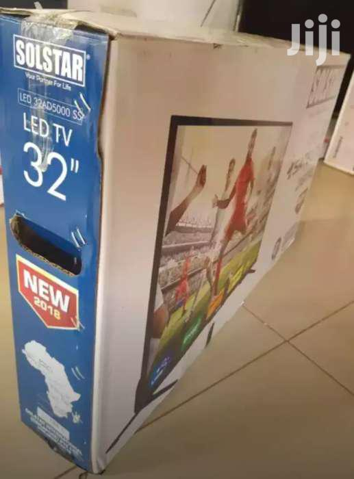 Brand New Solstar Digital Satellite Tv 32 Inches | TV & DVD Equipment for sale in Kampala, Central Region, Uganda