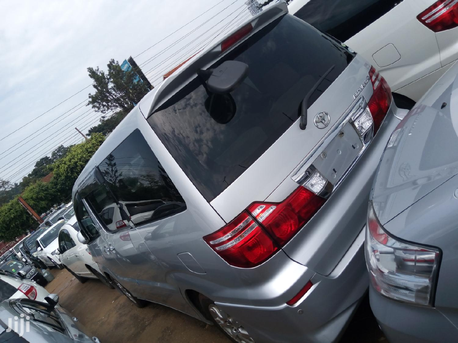 Toyota Alphard 2007 Silver | Cars for sale in Kampala, Central Region, Uganda