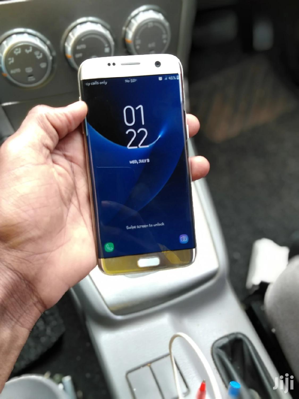Samsung Galaxy S7 edge 32 GB Gold | Mobile Phones for sale in Kampala, Central Region, Uganda
