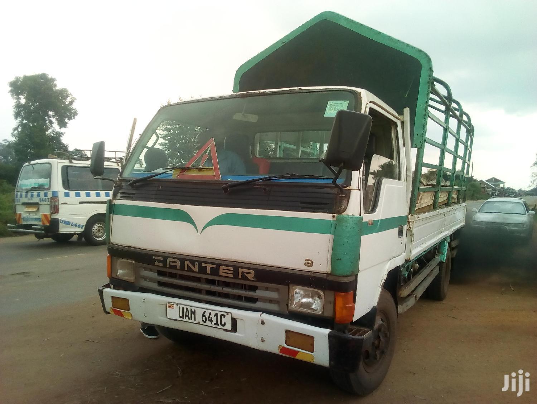Mitsubishi Canter 1995 White   Trucks & Trailers for sale in Jinja, Eastern Region, Uganda