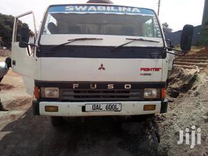 Mitsubishi Fuso Truck 1995 White