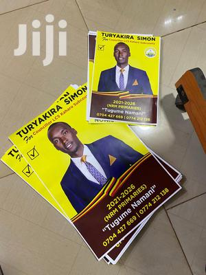 Campaign Posters | Printing Services for sale in Central Region, Kampala