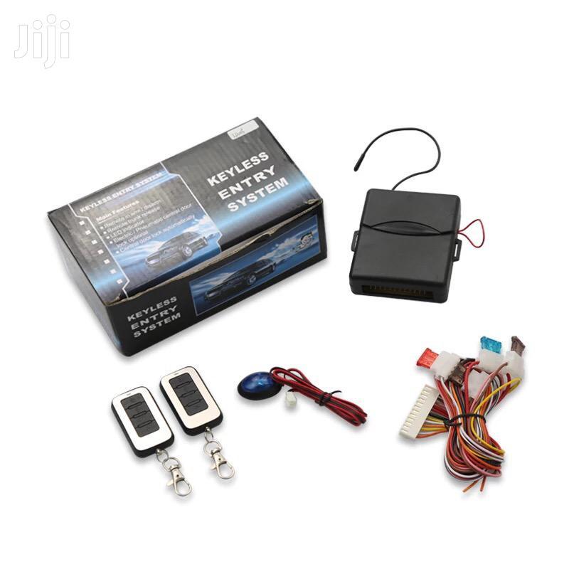 Keyless Entry Car Alarm Systems