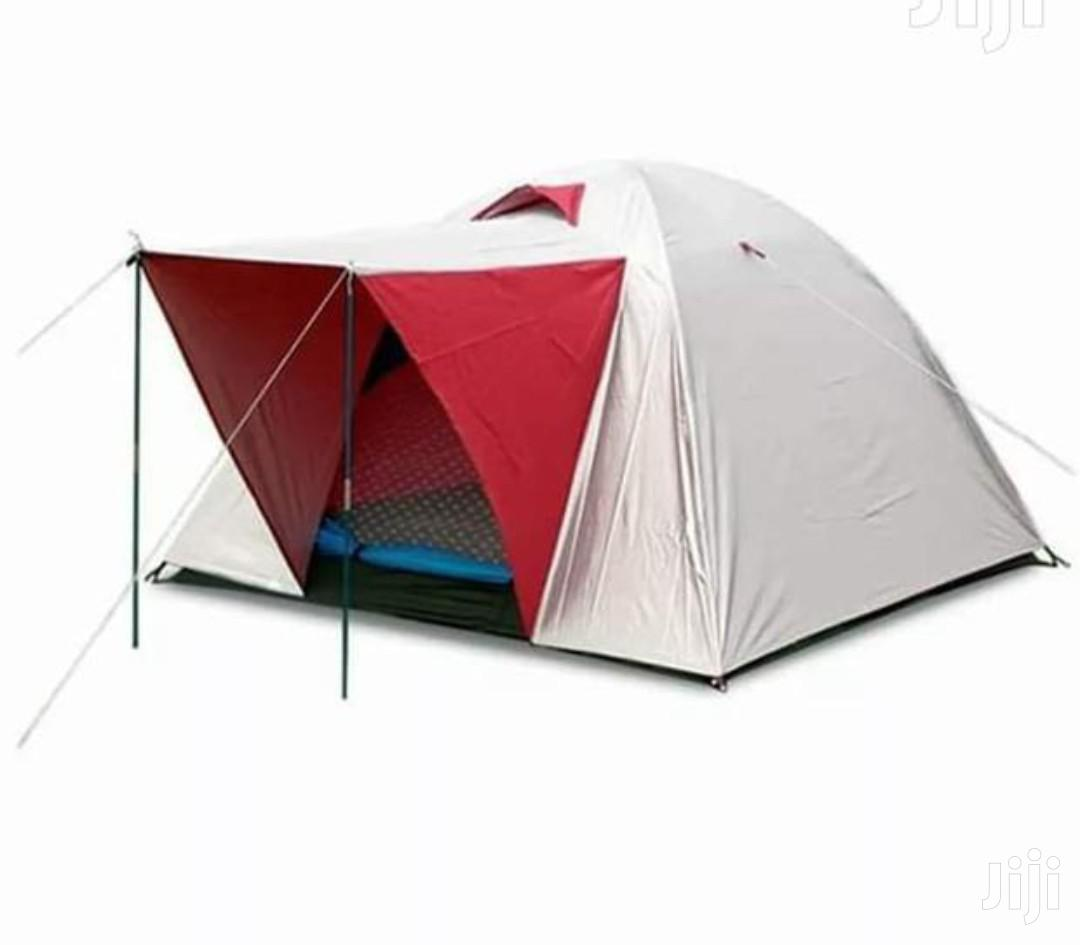 4 People Capacity Double Layer Camping Tent | Camping Gear for sale in Kampala, Central Region, Uganda