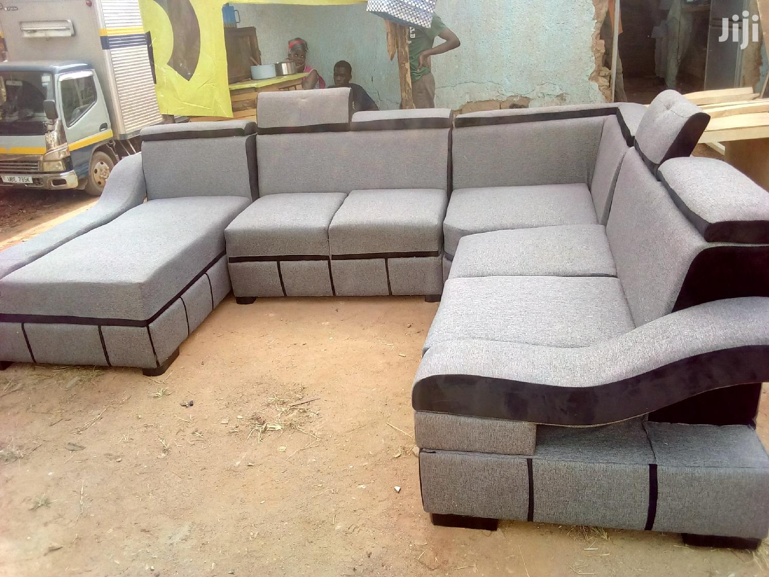 Sofa Set 9 Sitter | Furniture for sale in Wakiso, Central Region, Uganda