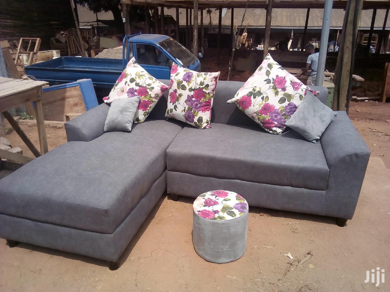 Archive: Sofa Set 4 Sitter