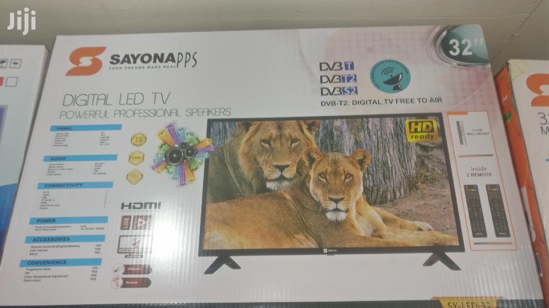 Sayona TV 32 Inches | TV & DVD Equipment for sale in Kampala, Central Region, Uganda