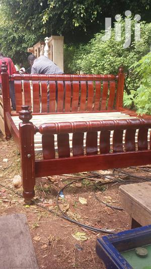 A Nice Polland Bed in 5×6 | Furniture for sale in Central Region, Kampala