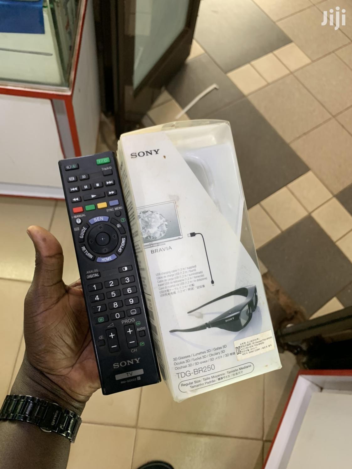 Sony Bravia 3D Smart TV 46 Inches Uk Used | TV & DVD Equipment for sale in Kampala, Central Region, Uganda