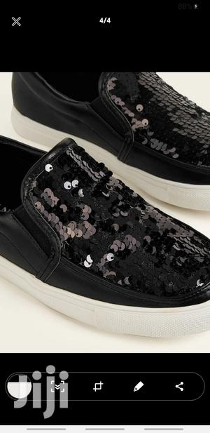 Sequins Decor Slip on Sneakers for Sale