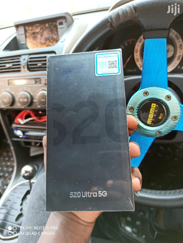 New Samsung Galaxy S20 Ultra 128 GB Black | Mobile Phones for sale in Kampala, Central Region, Uganda