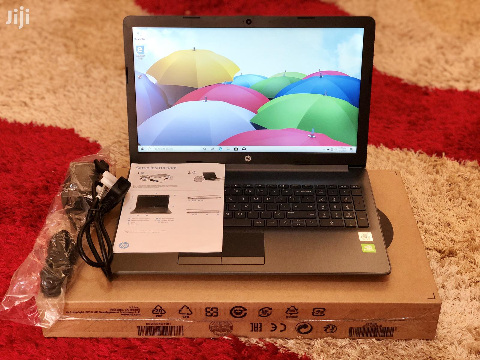 New Laptop HP 250 G7 8GB Intel Core I5 HDD 1T | Laptops & Computers for sale in Kampala, Central Region, Uganda