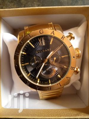Bvlgari Watch 100%Original Plus Free Delivery In K'la | Watches for sale in Central Region, Kampala